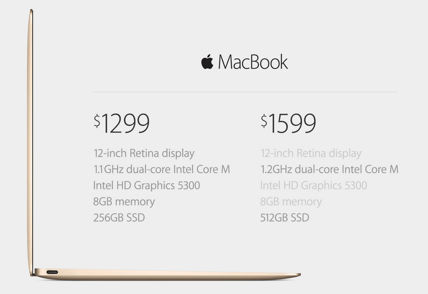 Apple unveils new MacBook with Retina display, available