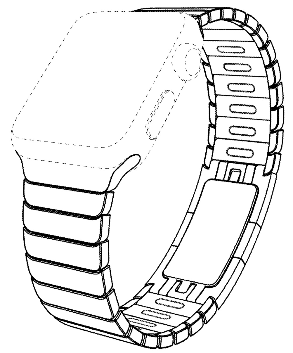 Apple awarded patents for Apple Watch Sport Band, Classic