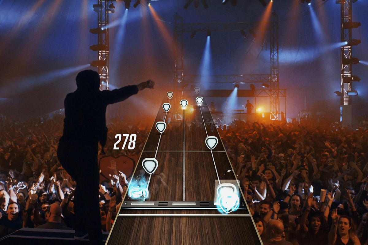 Fall Out Boy Wallpaper Ipad Activision Bringing New Guitar Hero Game To Mobile This Year
