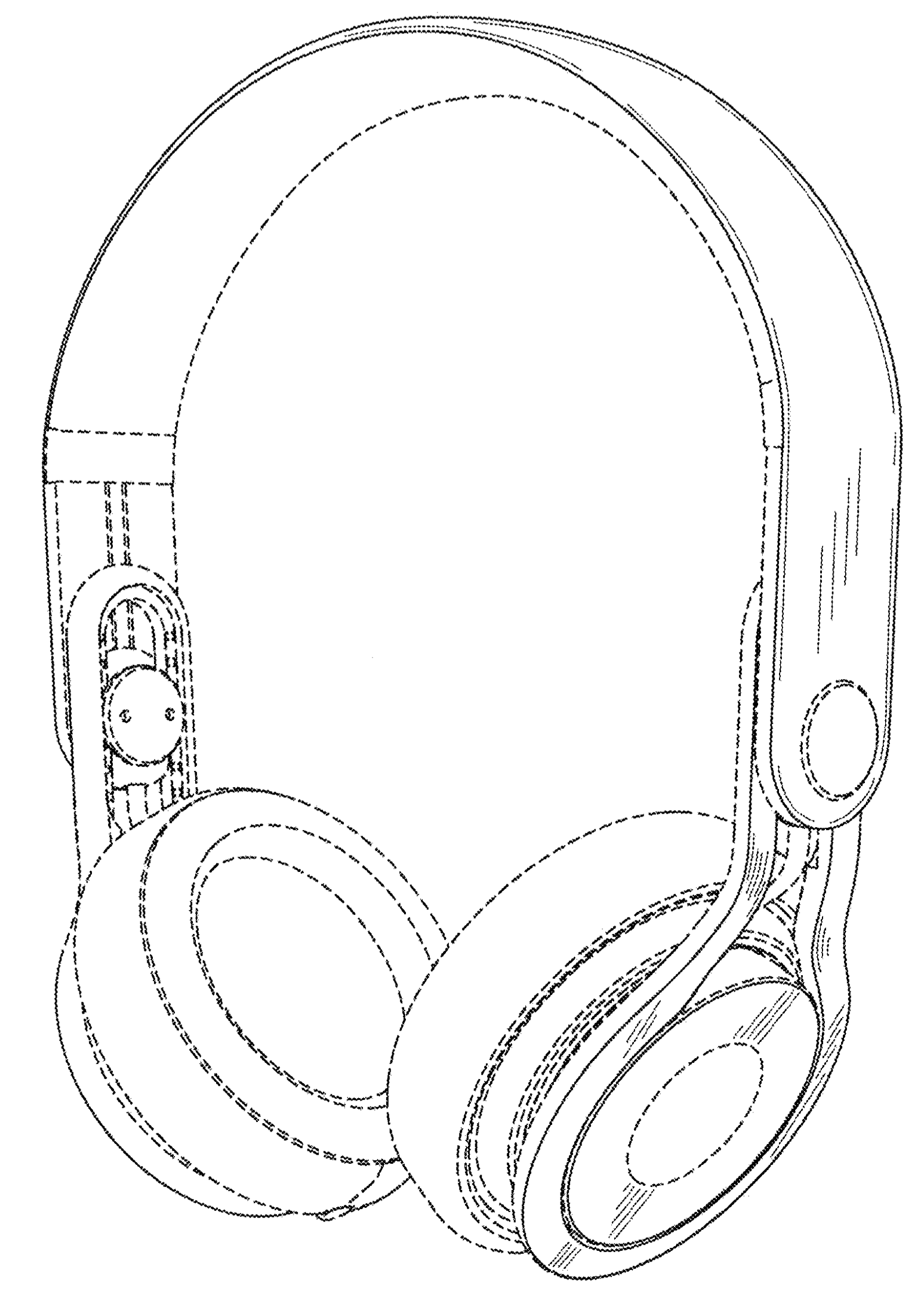 Apple awarded patent for Beats Mixr over-ear headphone design