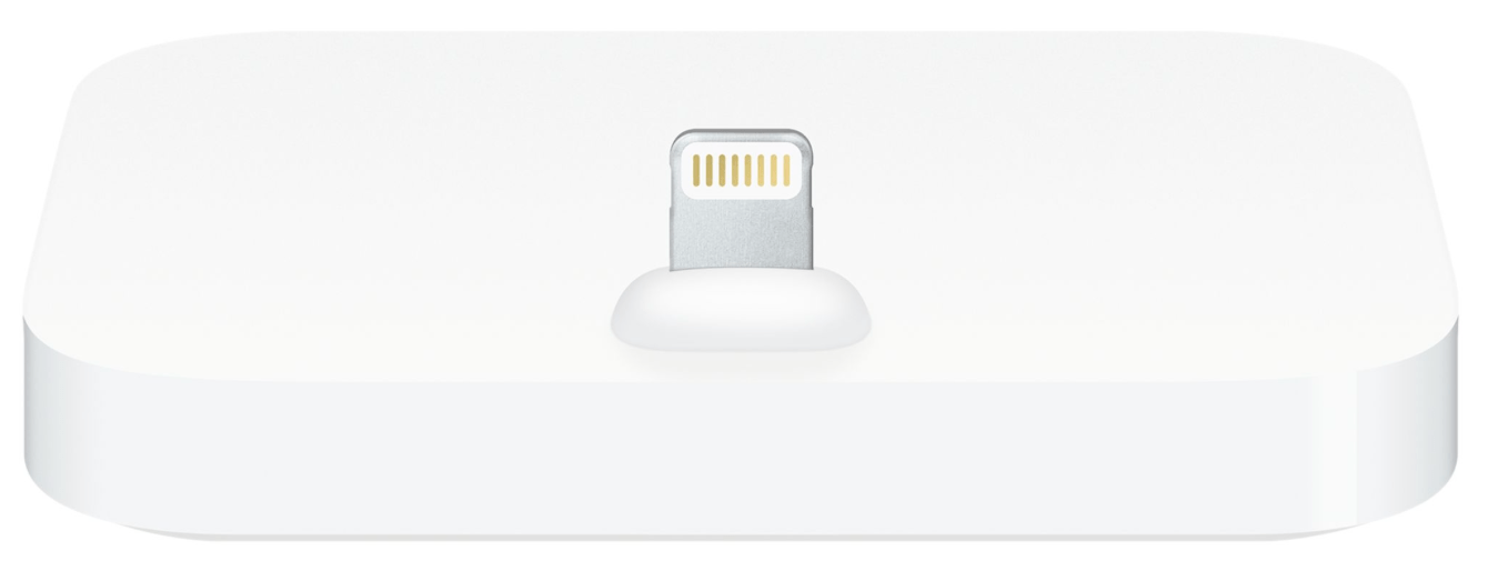 New iPhone Lightning Dock requires iOS 8 for audio out via