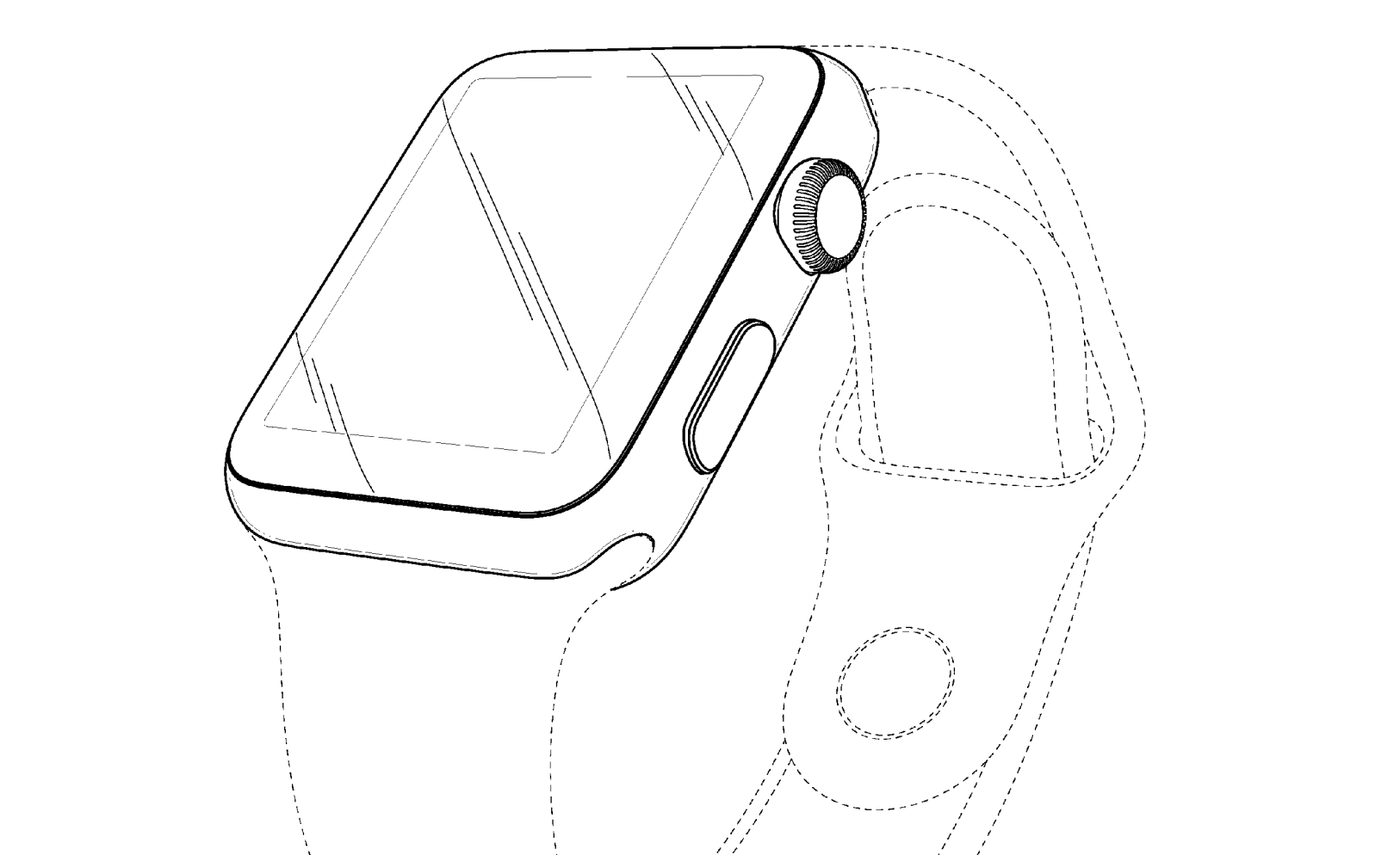 Apple granted design patent for Apple Watch, probably to