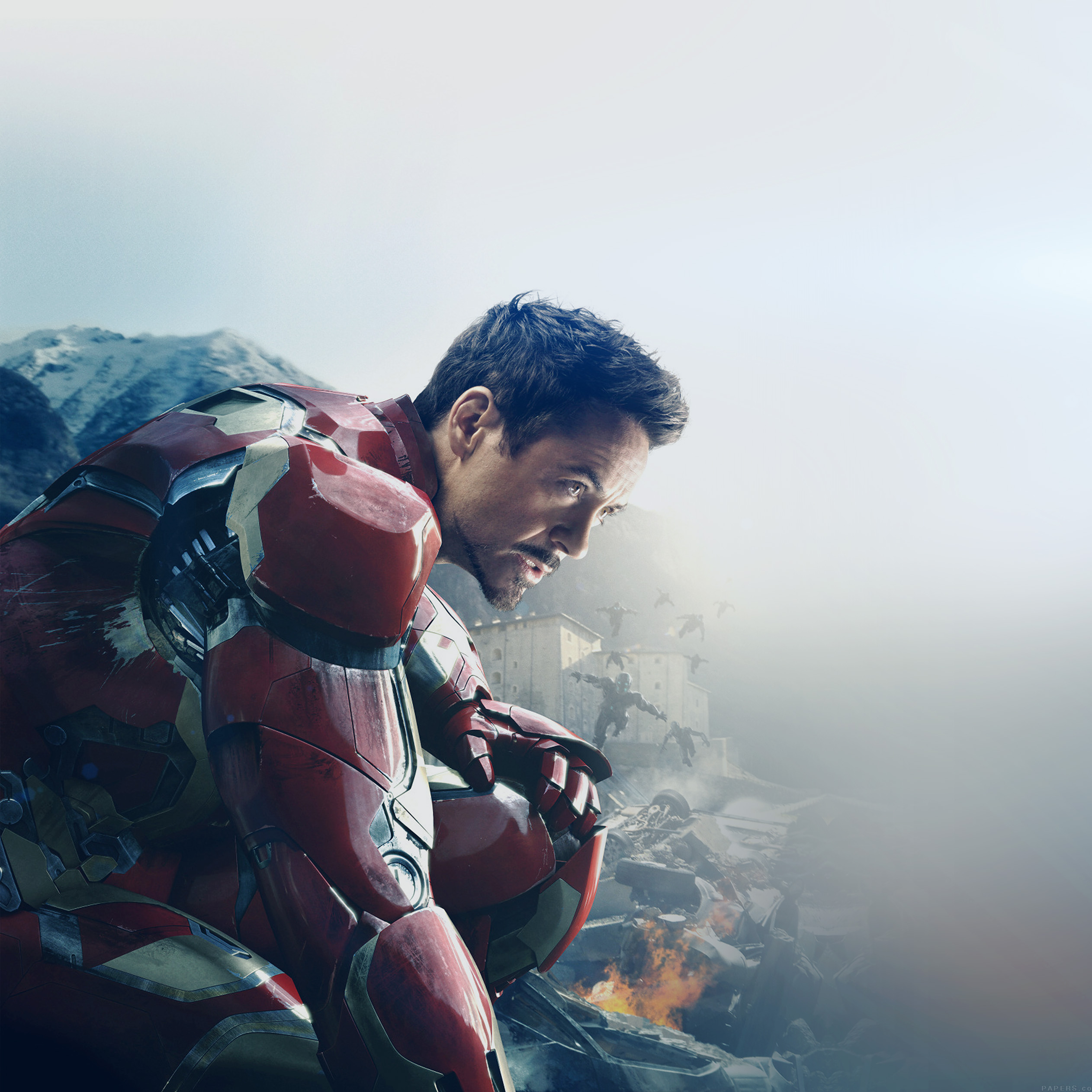 How To Set A Gif As Your Wallpaper Iphone Avengers Wallpapers For Iphone Ipad And Desktop