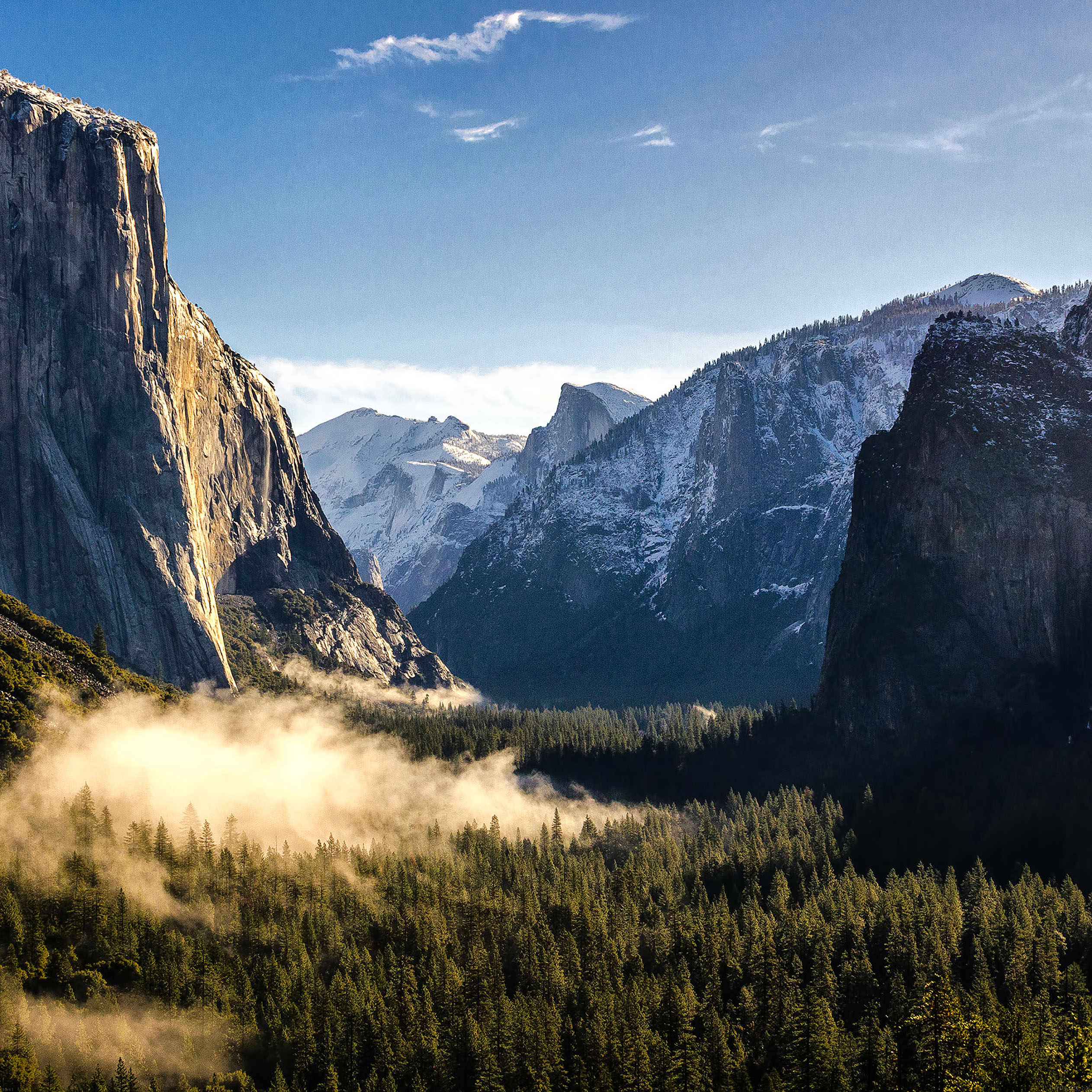Fall Wallpaper For Ipad Air 2 Yosemite National Park Wallpapers For Iphone And Ipad
