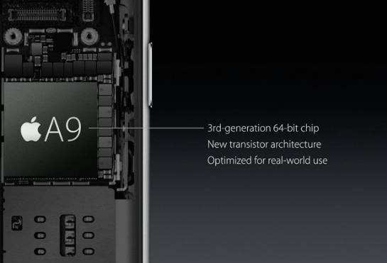 iPhone 6s a9