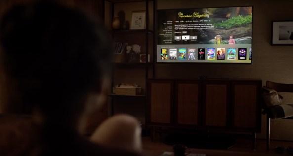 Apple TV 4 watching movies lifestyle 001
