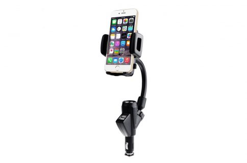 Cellet Universal Cup Holder Mount extends to 10 inches