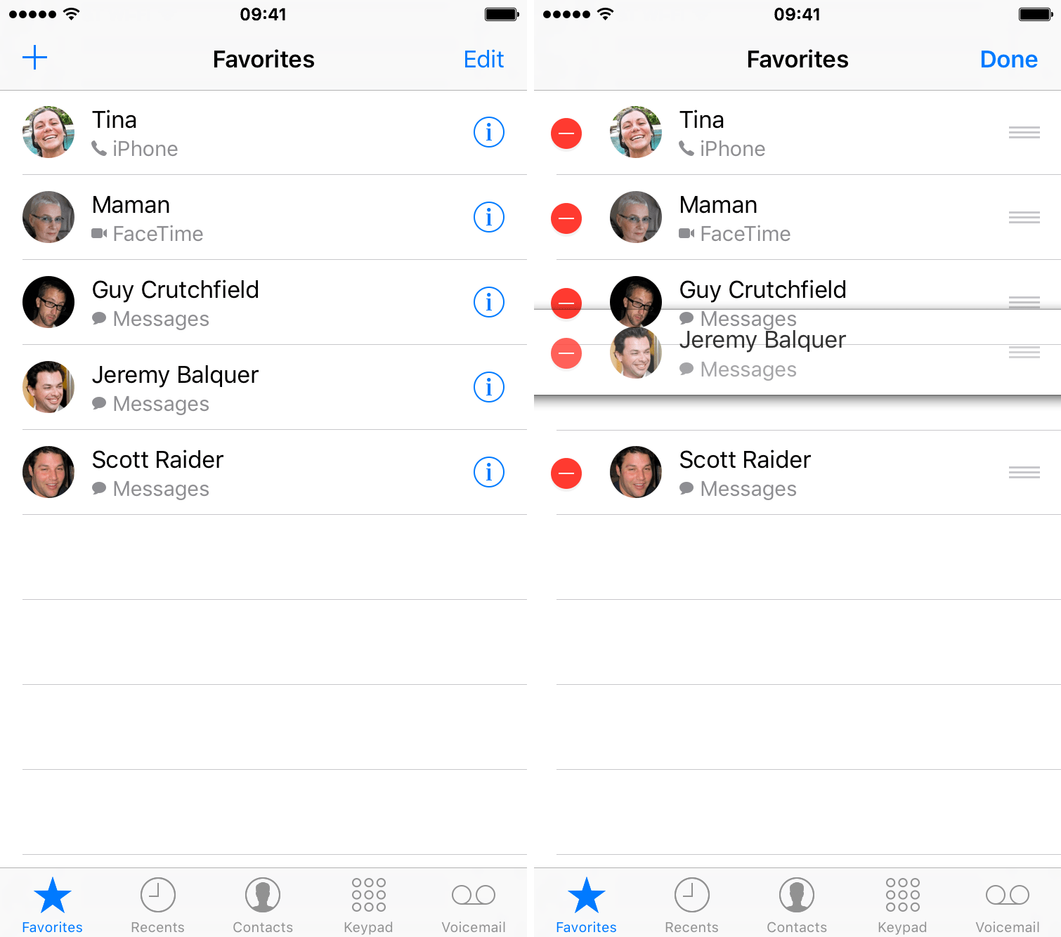 How to make the most of 3D Touch in Phone app