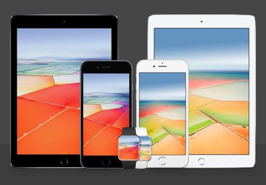 AR72014 iPad Pro event wallpaper splash