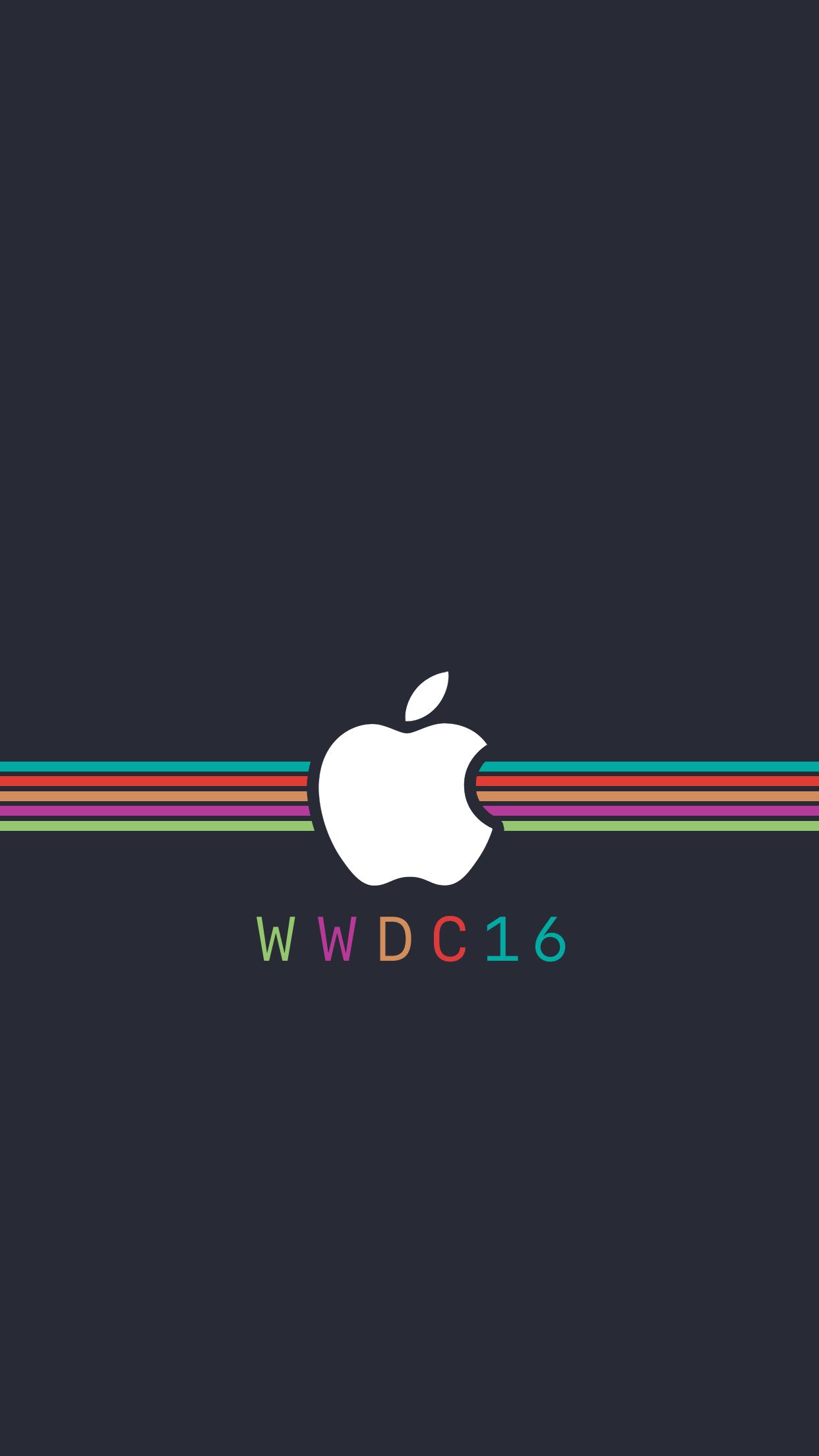Even More Great Wwdc 2016 Wallpapers