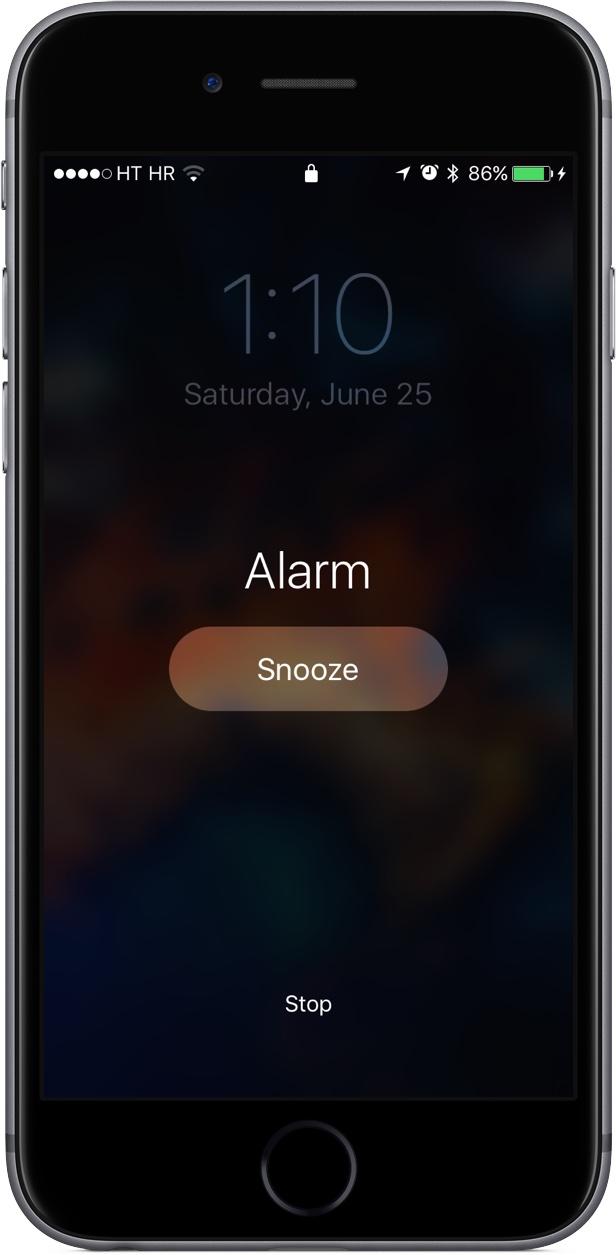 Alarm Wake Me Clock