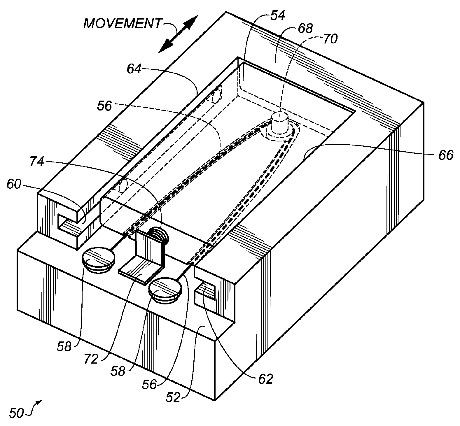 New Apple invention would employ multi-axis haptic