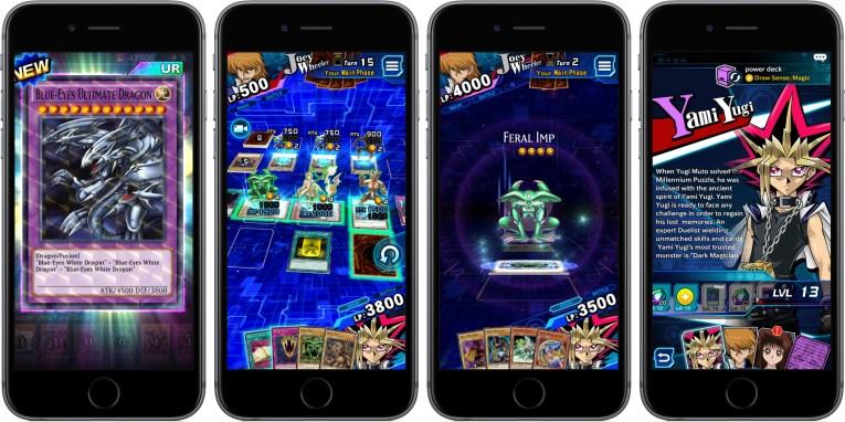 Resultado de imagem para Yu-Gi-Oh! Duel Links