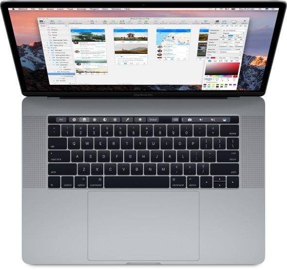 MacBook Pro Touch Bar 007