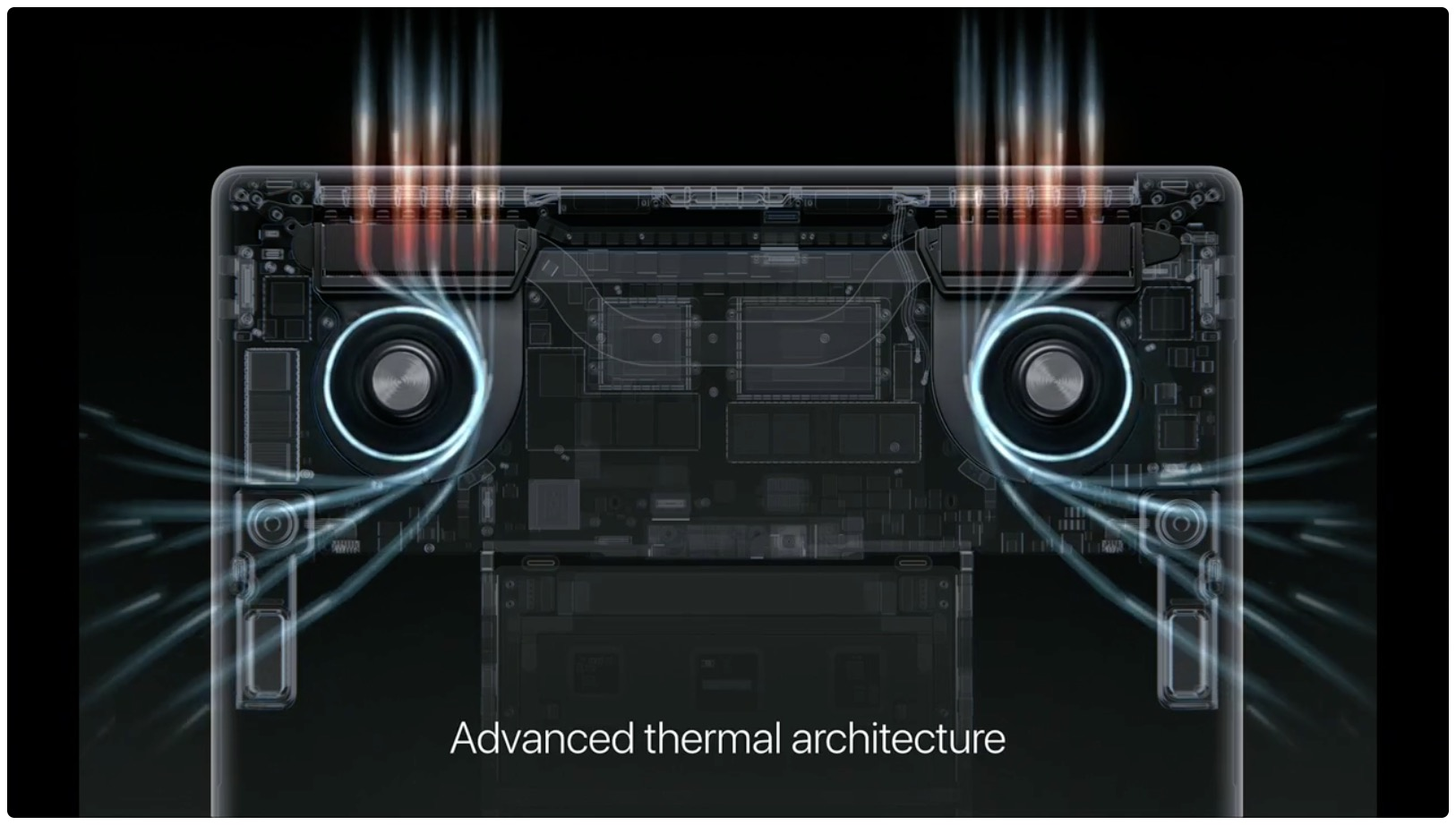 hello again event macbook pro thermal architecture