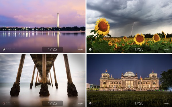 Google Released Stellar Screensaver Mac