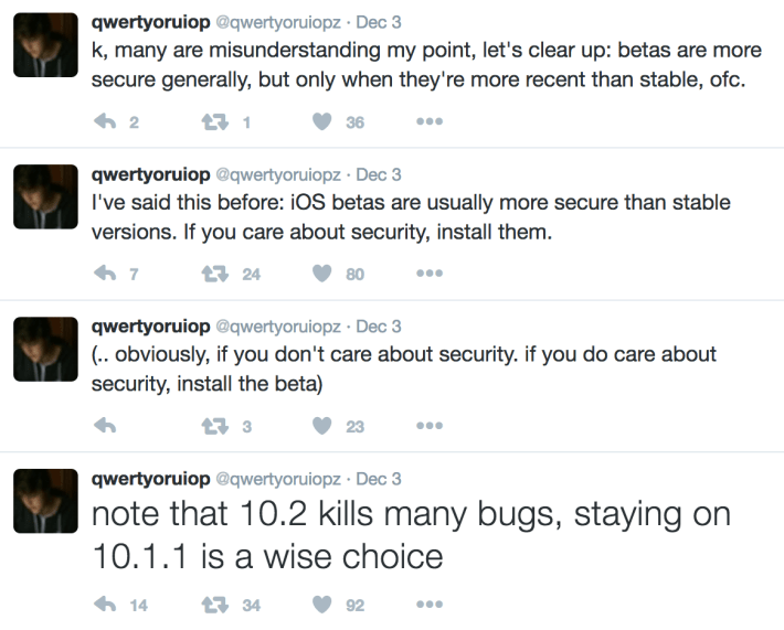 Todesco iOS 10 2 Security Jailbreaking