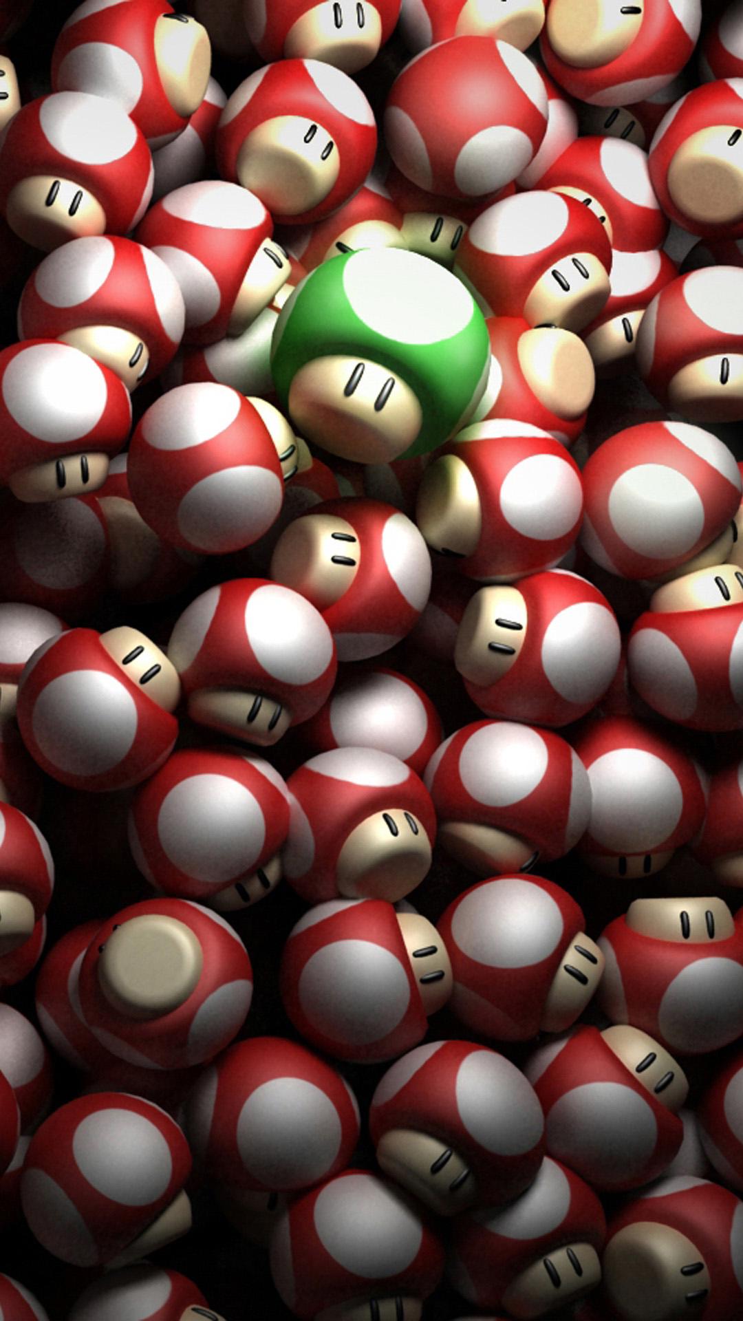 Mario - tapeta 7.