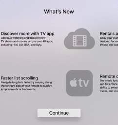 you no longer have to scroll through long lists on your apple tv for minutes on end like an animal courtesy of the latest firmware released yesterday  [ 3360 x 1890 Pixel ]
