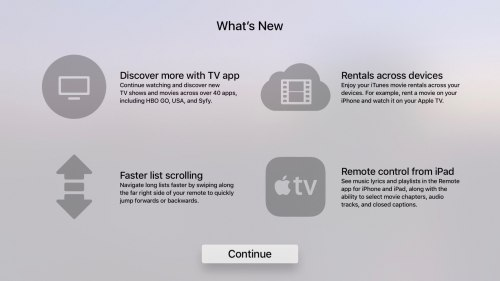 small resolution of you no longer have to scroll through long lists on your apple tv for minutes on end like an animal courtesy of the latest firmware released yesterday