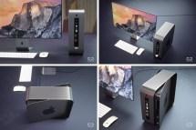 Concept Imagines -generation Mac Pro With Modular
