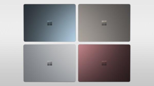 Microsoft Unveils Touchscreen Surface Laptop 999