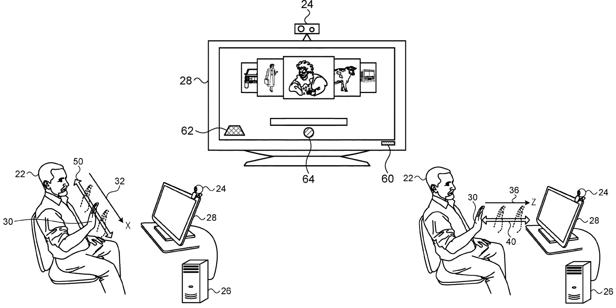 hight resolution of you can see in the patent s design documents a variety of different gestures that could be used to control your mac push wave and up are just a few