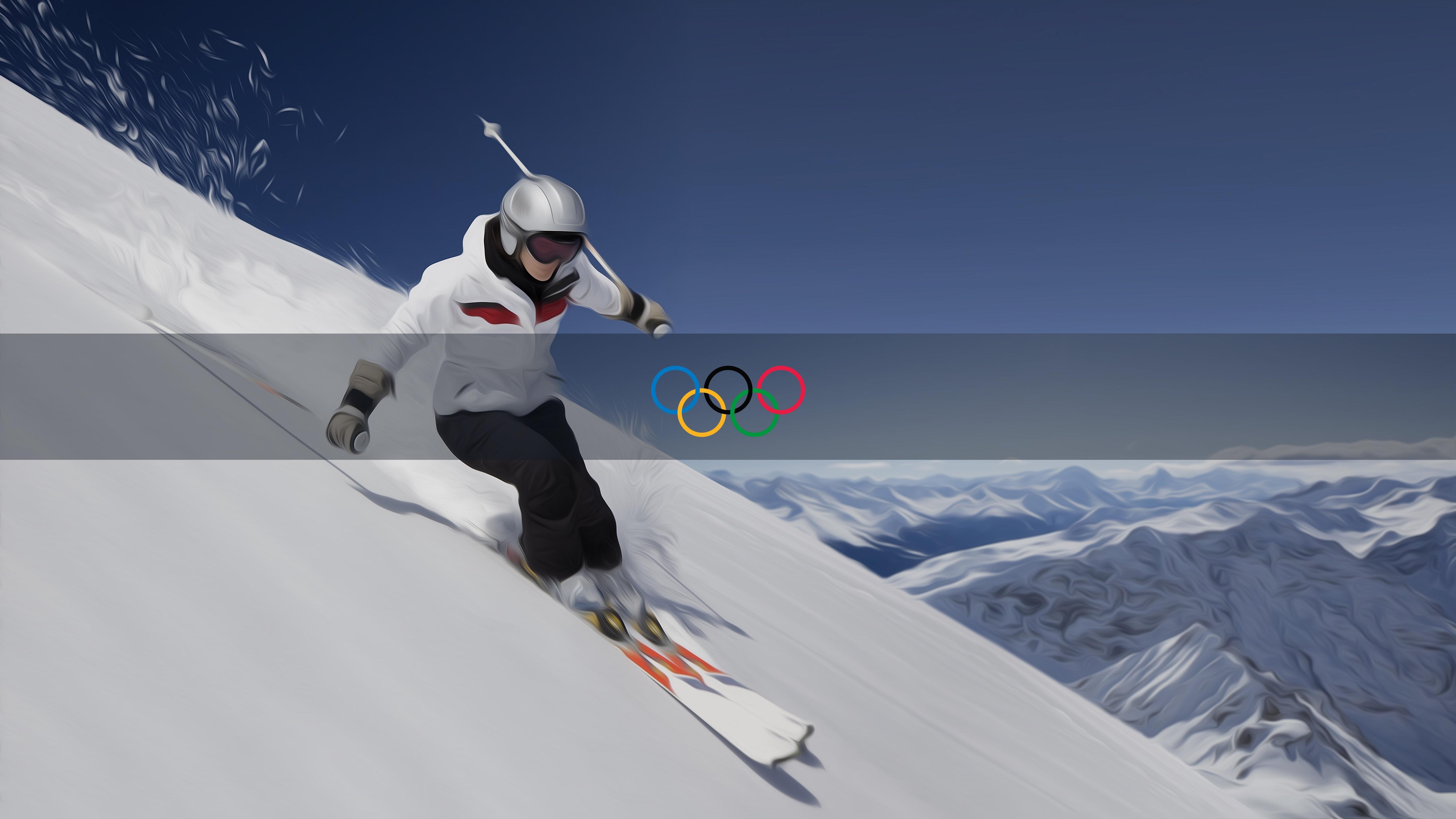 Wallpaper Inside Iphone X Pyeongchang Winter Olympics Wallpaper