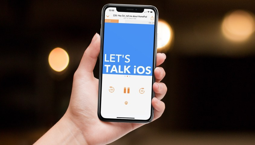 Let's Talk iOS podcast on iPhone X