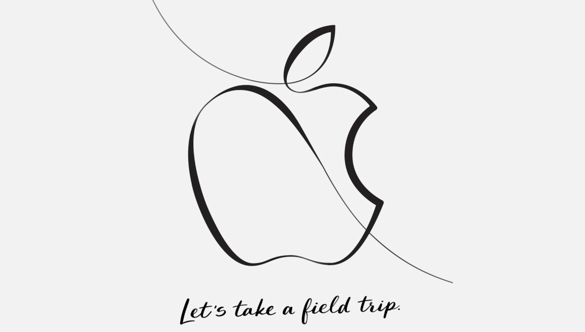 "Apple to host educational event on March 27: ""creative new"