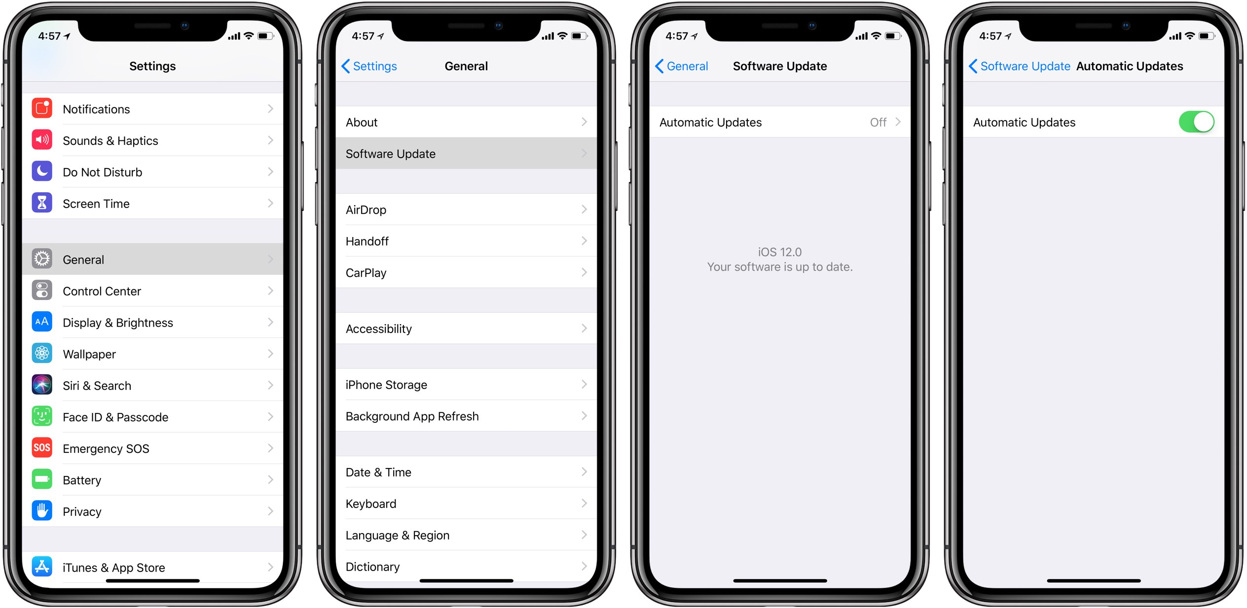 How To Have Your Iphone And Ipad Automatically Download