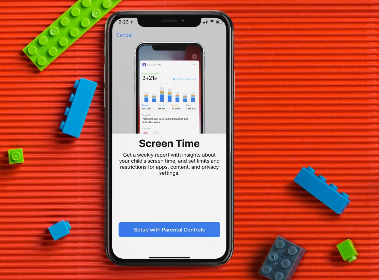 Healthy Screen Time Tips Before Bedtime 2