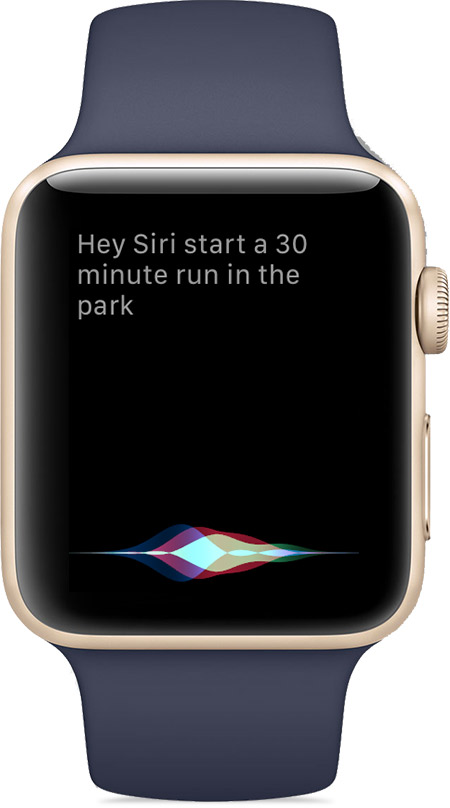 Iphone Built In Wallpapers How To Use Siri On Apple Watch Without Saying Hey Siri