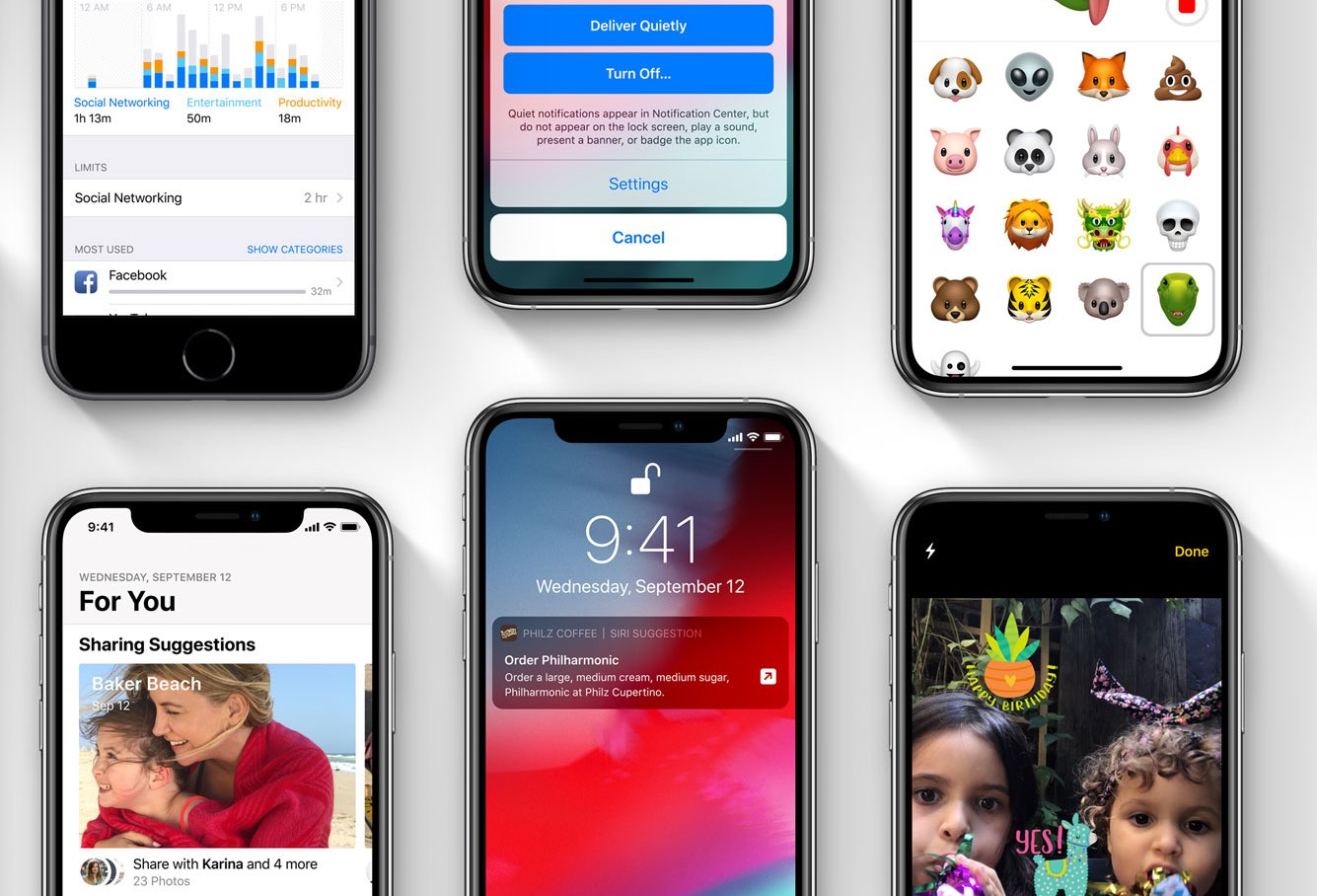 Apple Releases Ios 12 2 With New Animoji Support For New Apple News Service And More