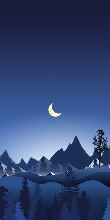 snowy mountain background iphone wallpaper