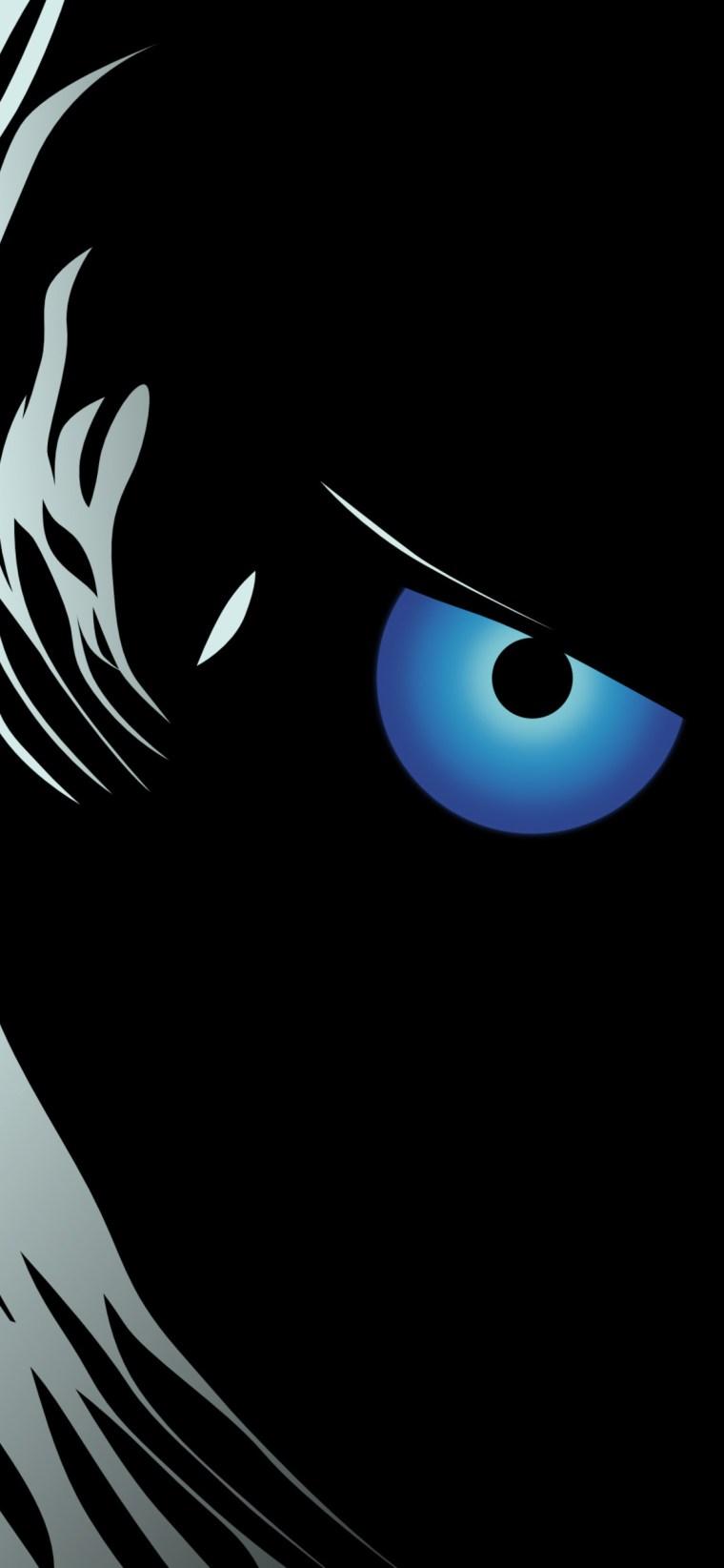 nightking-illustration iPhone game of thrones wallpaper