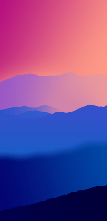 V6ByArthur1992aS iphone mountain wallpaper sunset red blue purple