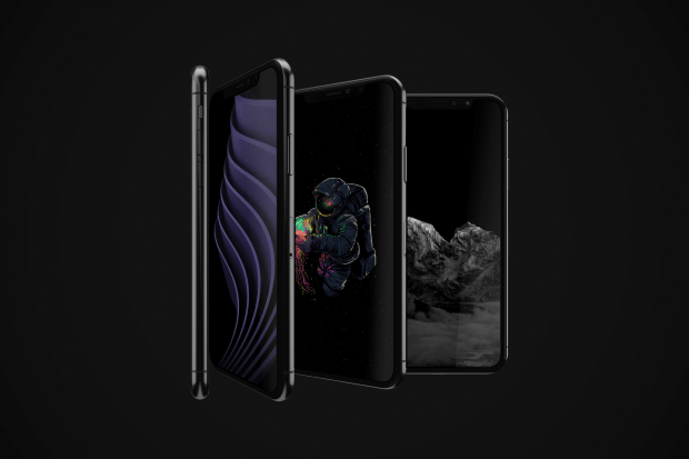 True Black And Oled Optimized Iphone 11 Pro Wallpapers Everything Apple