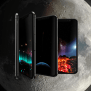 Oled Space Wallpapers Optimized For Iphone