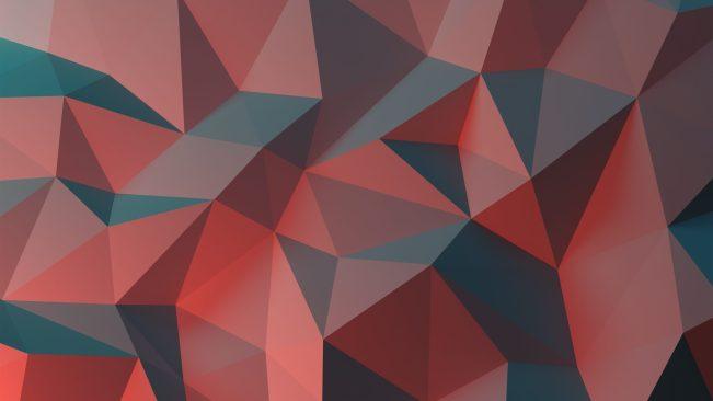 V1byArthur1992aS Polygon wallpaper desktop