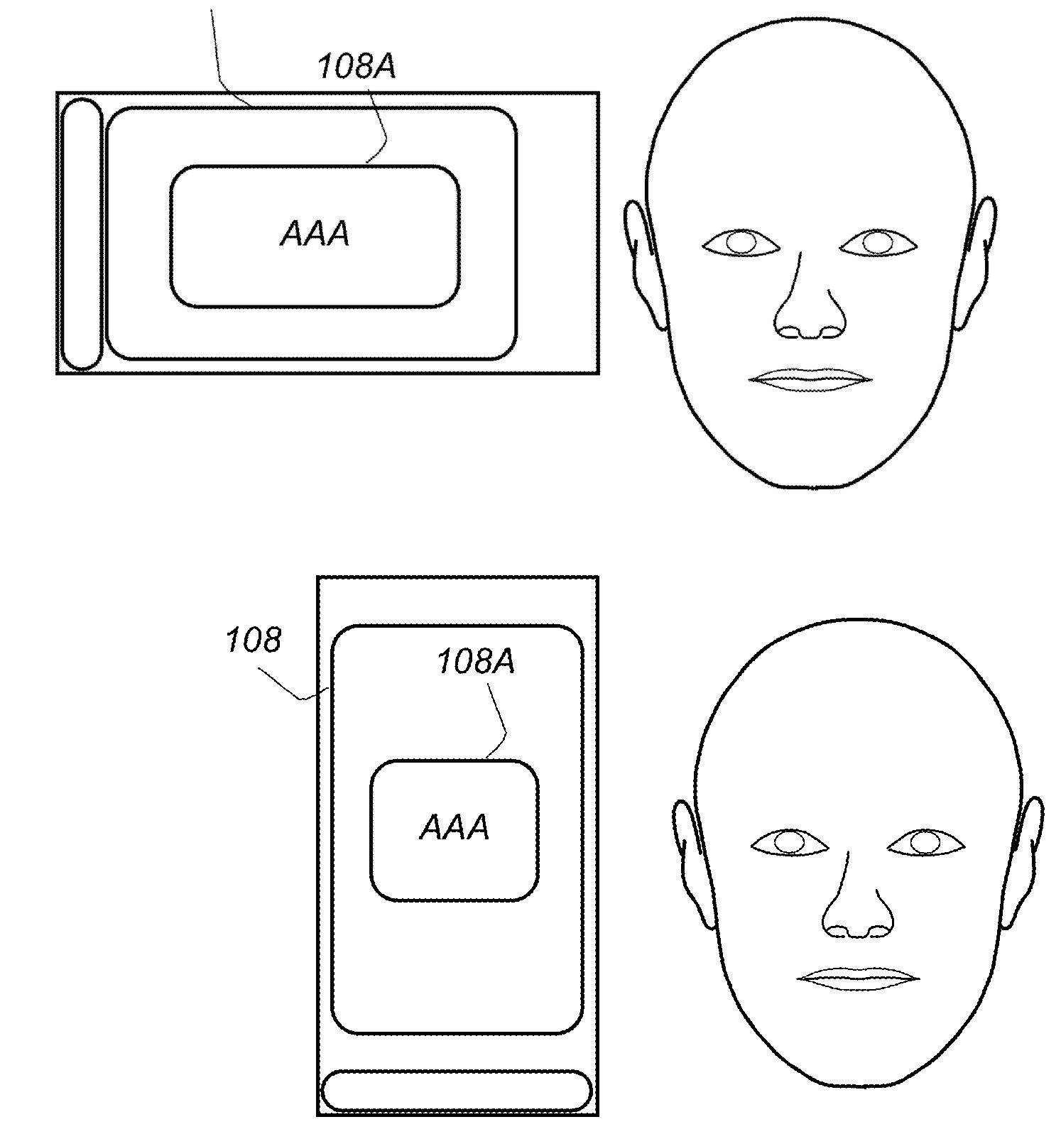 Apple's patented solution proposes using your face to