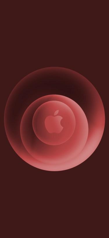 Hi Speed wallpapers Apple Event October 2020 iDownloadBlog iPhone 9techeleven Red