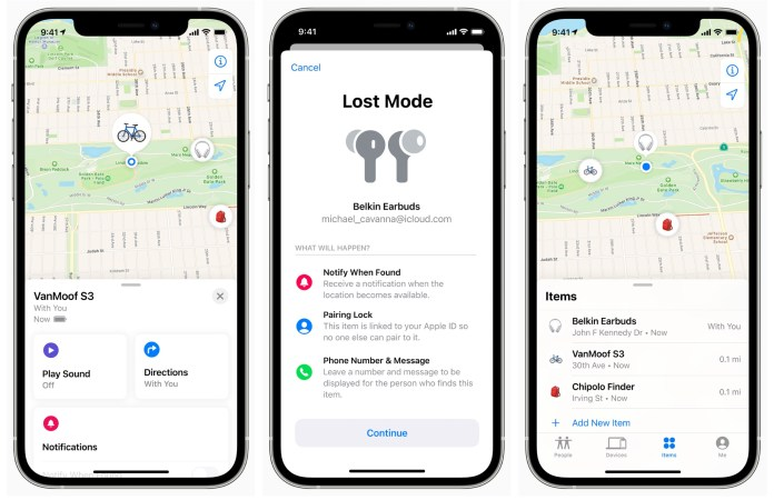 How to add third-party accessories to Apple's Find My app