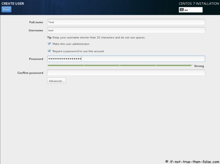CentOS 7.5 Buat Akun Pengguna