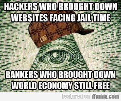 Hackers Who Brought Down Websites...