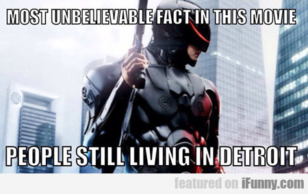 Most Unbelievable Fact In This Movie...