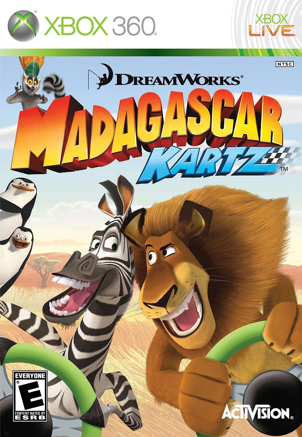 Madagascar Kartz - Xbox 360 - IGN