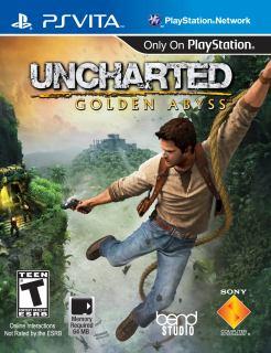 Uncharted Golden Abyss PSV US ESRB - Download All PSVITA Games in Torrent