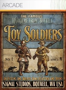 Toy Soldiers Xbox 360 IGN