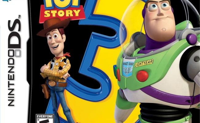 Toy Story 3 The Video Game Nintendo Ds Ign
